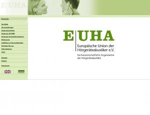 Screenshot EUHA