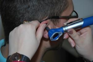 Otoskopie