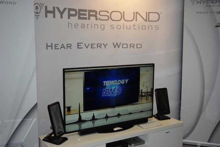 Hypersound EUHA 2015