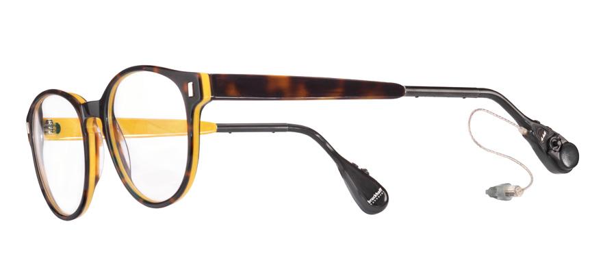 Luftleitung Brille CROS