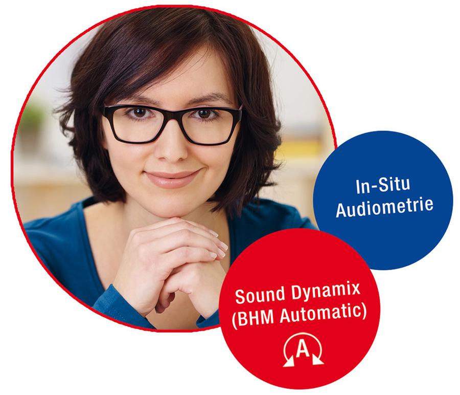 InSitu-Audiometrie