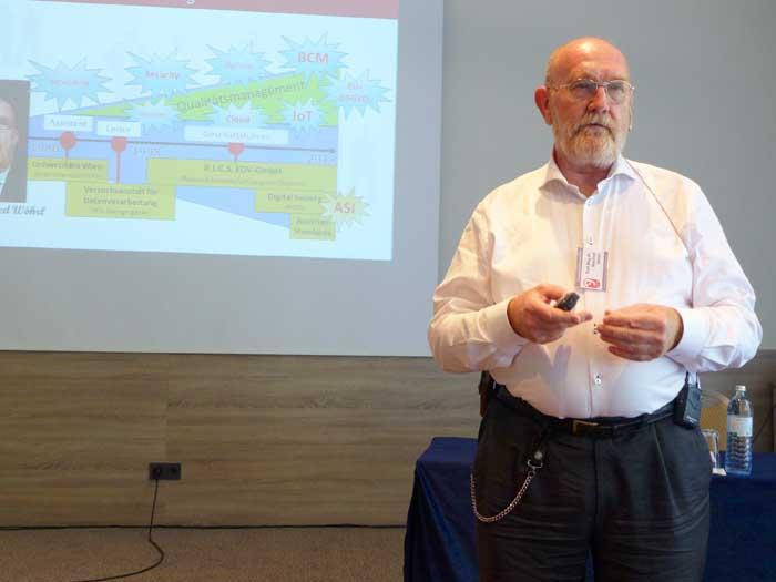 Prof. Mag. Dr. Manfred Wöhrl
