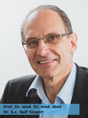 Prof. Dr. Ralf Siegert