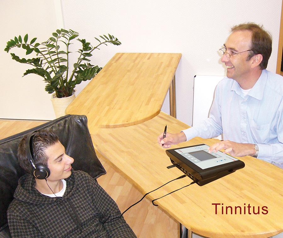 Tinnitus Therapie
