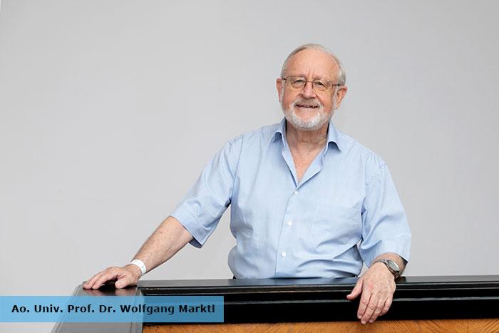 Einen ausgezeichneten Einblick in die Zusammenhänge zwischen Licht und Gesundheit bot Ao. Univ. Prof. Dr. W. Markl.
