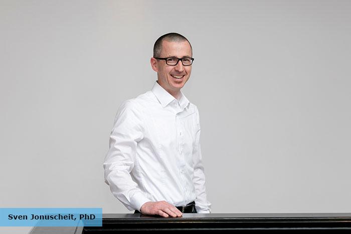 Der an der Glasgow Caledonian University (GCU) tätige Optometrist Sven Jonuscheit, PhD, beschäftigt sich unter anderem mit okulären Allergien.