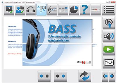 BASS-Software Screenshot