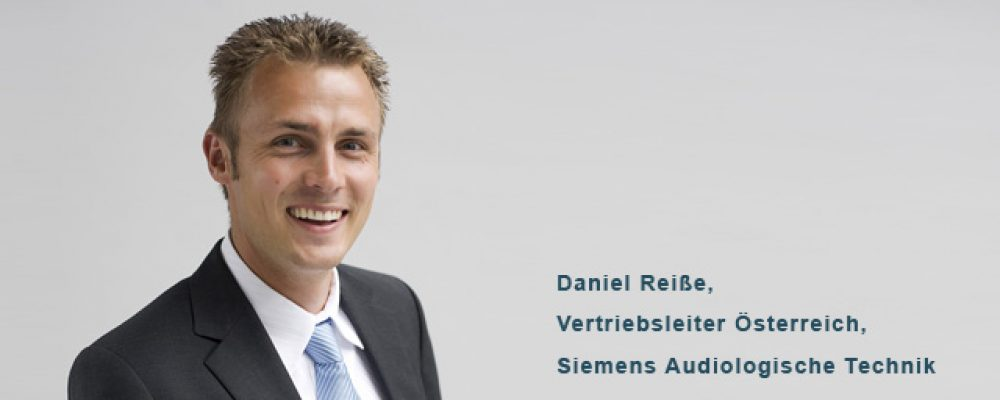 Siemens  Roadshow – Interview