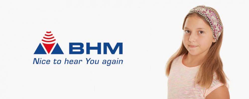 BHM – Der Spezialist für Knochenleitungshörsysteme