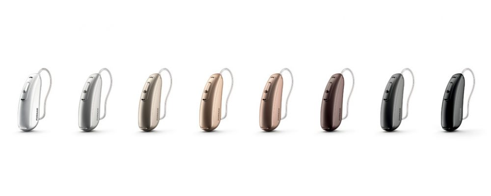 Phonak: Ein bahnbrechendes Bluetooth fähiges Hörgerät