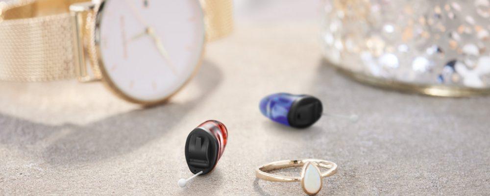 Signia präsentiert Im-Ohr-Hörgeräte mit bester Klangqualität und höchster Diskretion