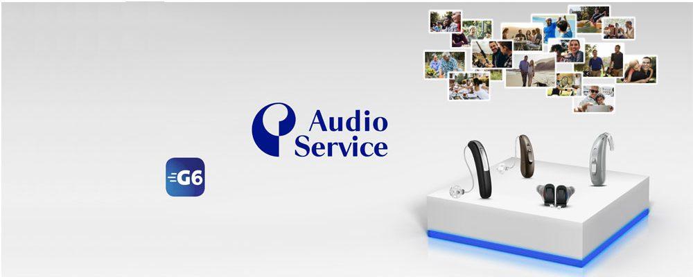 Portfolioerweiterung im Hause Audio Service