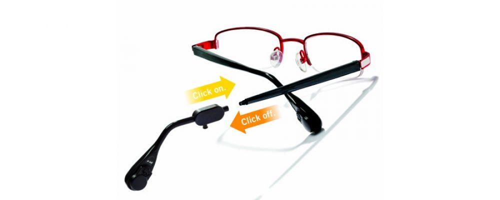 Von der Hörbrille zum HDO Brillenmodul