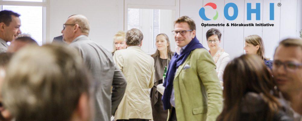 Eröffnung des neuen OHI Ausbildungszentrums in Wien
