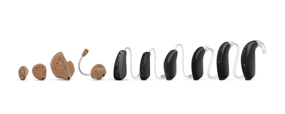 ReSound: LiNX Quattro mit sechs zusätzlichen Bauformen