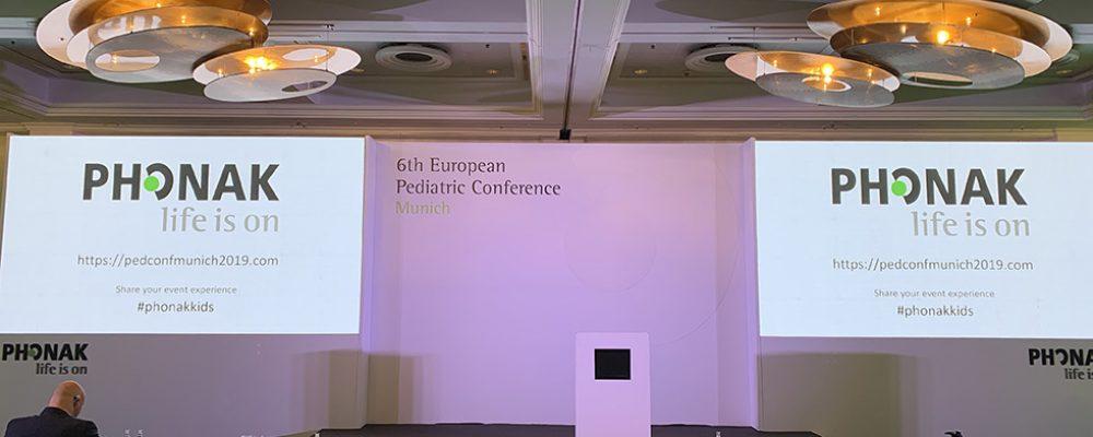 6. Europäische Pädakustik-Konferenz in München