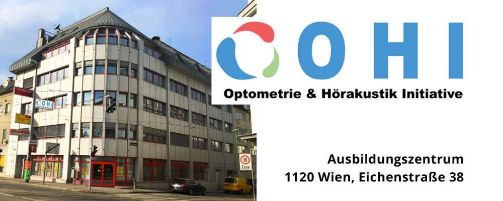 Neues OHI Ausbildungszentrum ab April 2016