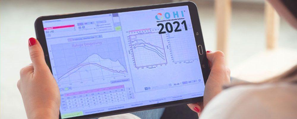 OHI LIVE Hörsysteme –Virtuelle Abendveranstaltung am 1. Juni 2021