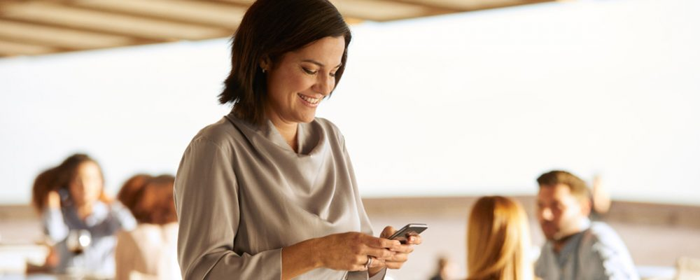 Per App immer Kontakt zum Hörgeräteakustiker