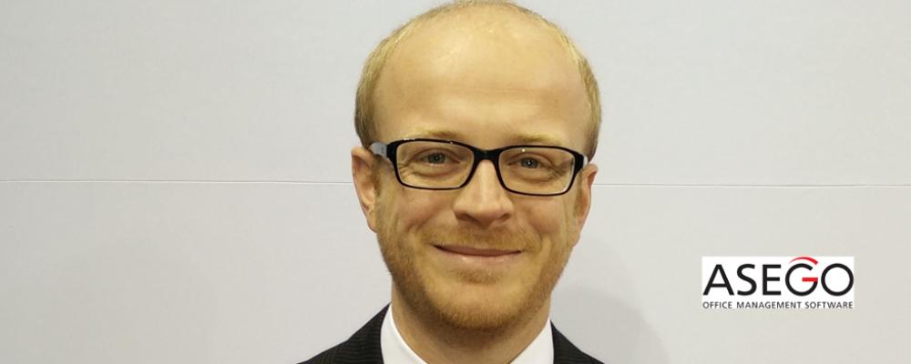 ASEGO: Johann Voß – Ansprechpartner für den österreichischen Markt