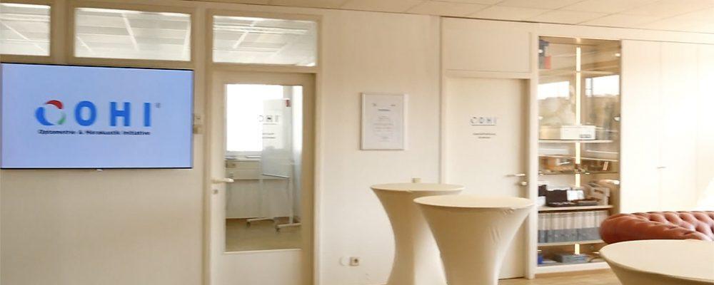 OHI publiziert Infofilm zur Augenoptiker und Hörakustiker Ausbildung