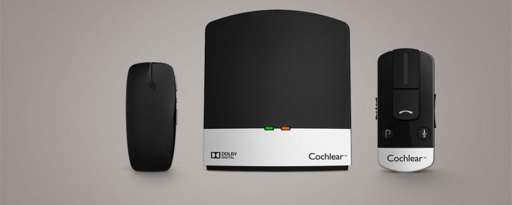 Cochlear™ True Wireless™ Geräte