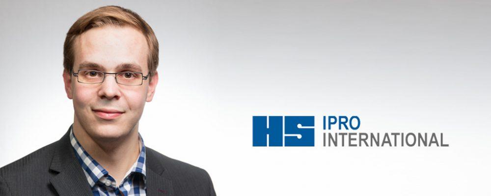Niklas Thiede ist der neue IPRO-Berater für Österreich