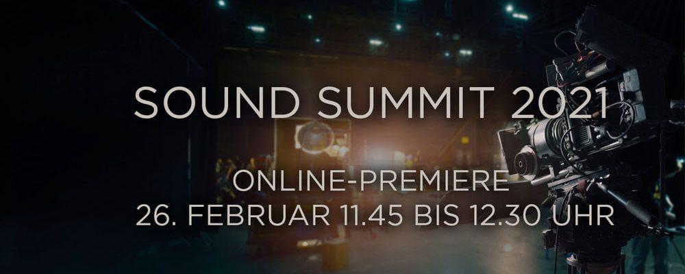 Widex Sound Summit: Erleben Sie die Widex-Highlights 2021