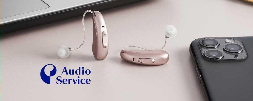 Audio Service tune – das moderne Anpass- und Verkaufskonzept ab Generation G5