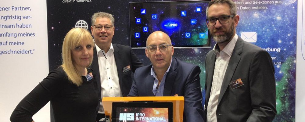 IPRO auf der EUHA: Digitalisierung ja – und immer die Menschen mitnehmen