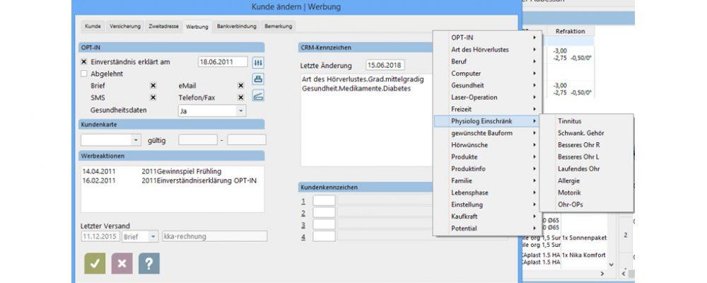 Verwaltungssoftware gezielt für Kundenwerbung nutzen
