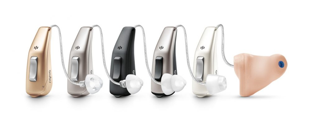 Das neue Top-Hörgerät – Made for iPhone