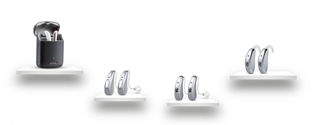 Hörlösungen mit neuester Akku-Technologie von Audio Service