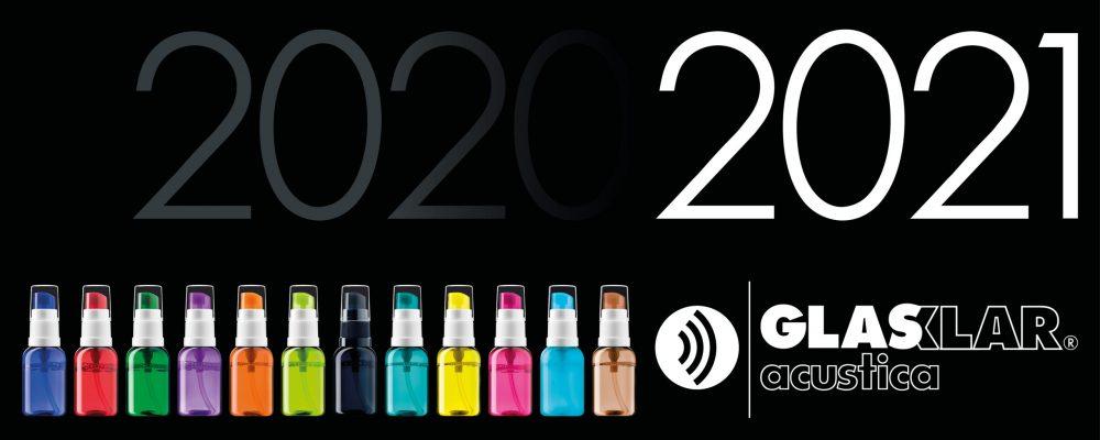 2021 – GLASKLAR acustica