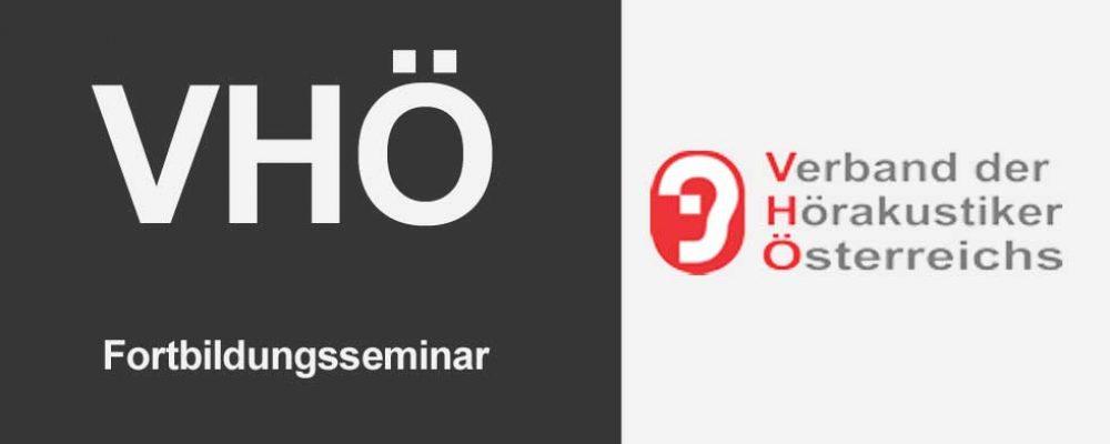11.11.2017 – VHÖ Fortbildungsseminar in Wien
