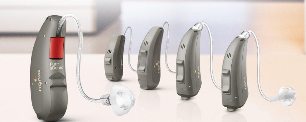 sDemo-Hörsysteme – die passende Lösung immer parat
