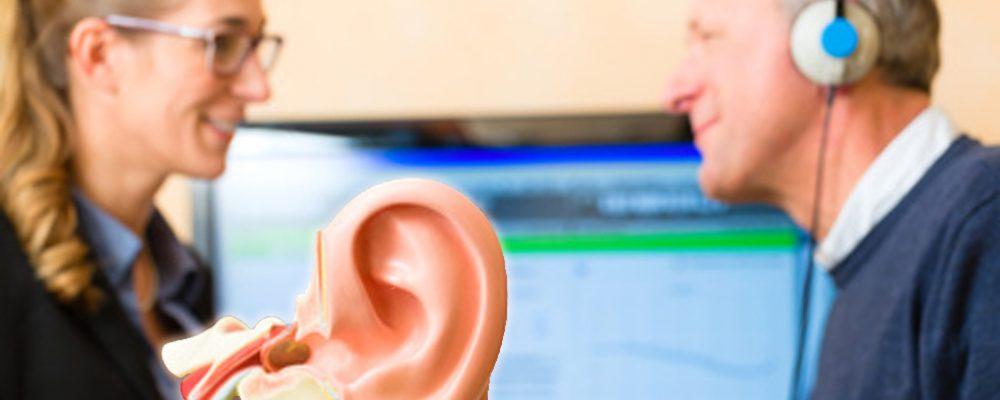 Audiogramm: Ablauf beim Hörtest