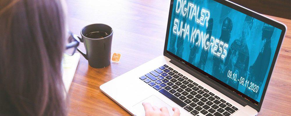 EUHA 2020 digital – Vorschau