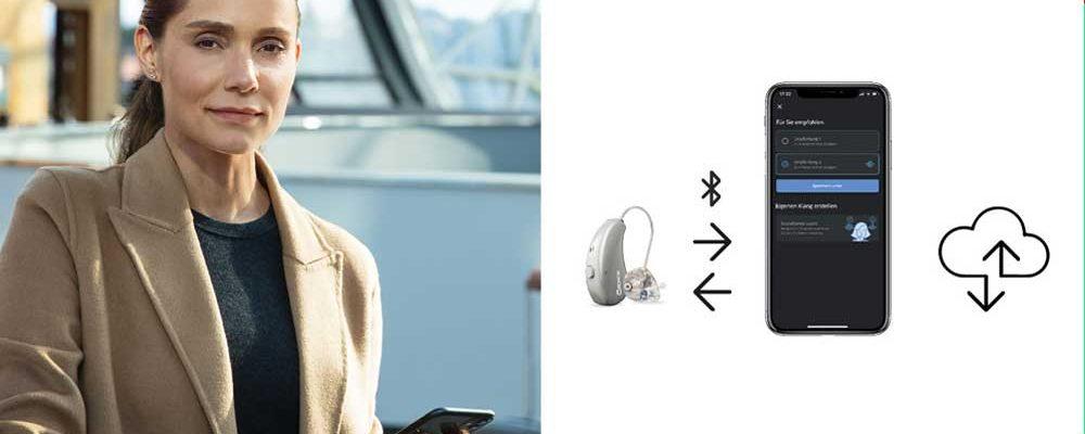 Duale künstliche Intelligenz ermöglicht Klangoptimierung in Hörgeräten