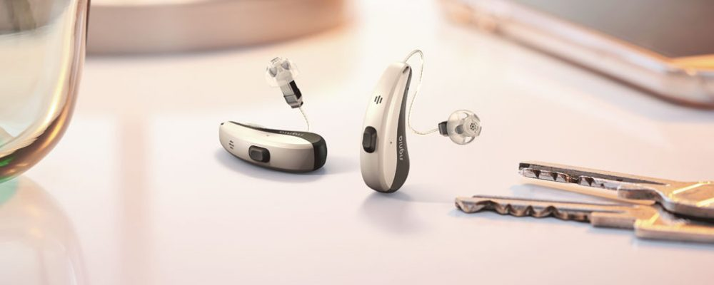 Hörgeräte-Plattform Signia Nx für eine natürliche Wahrnehmung der eigenen Stimme ermöglicht nun induktives Laden