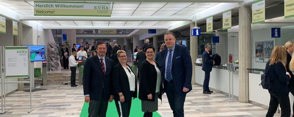 EUHA 2018 – Report aus Hannover