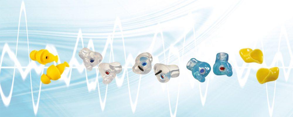 Elacin CH – maßgefertigter Gehörschutz